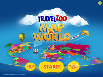 Get a Free Copy of Travelzoo's Map the World App with Every Donation