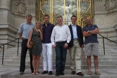 Party at the Palais