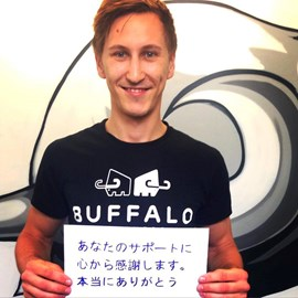 Arigato Japan! あなたのサポートに心から感謝します。本当にありがとう!