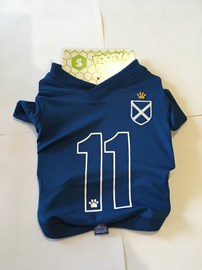 A simply must have for any patriotic Scottish dog!