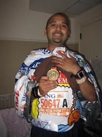 NYC Marathon 2009