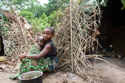 Matunda from Democratic Republic of Congo