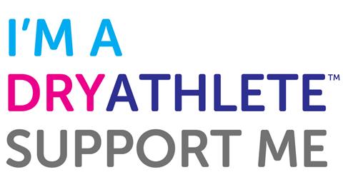 Dryathlon JustGiving Page Logo