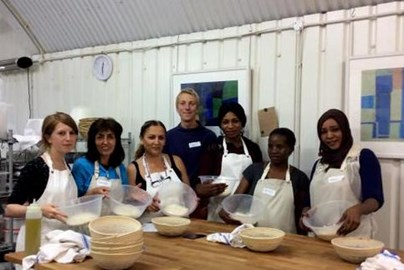 Our amazing trainees