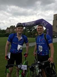 1st 100 Mile race - Norwich complete - 04.06.17