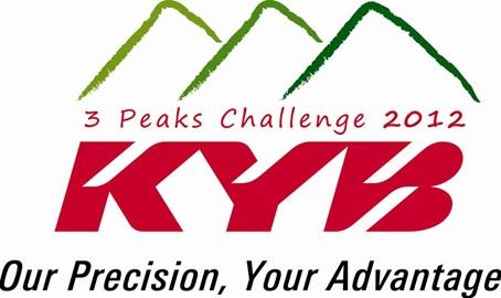 KYB UK 3 Peaks Challenge
