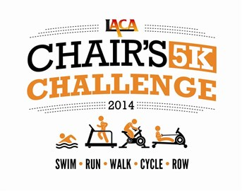 Official Logo LACA Chair's 5K Challenge