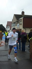 Participating in the Sidcup 10 Miler
