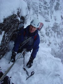 Training on Ben Nevis January 2013!