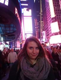 Ariane in NY Dec 15