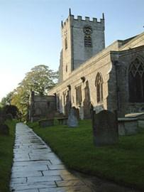 Middleham Church