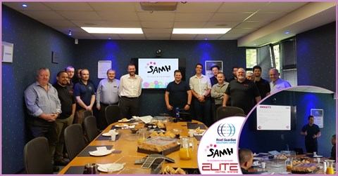 SAMH Lunch and Learn