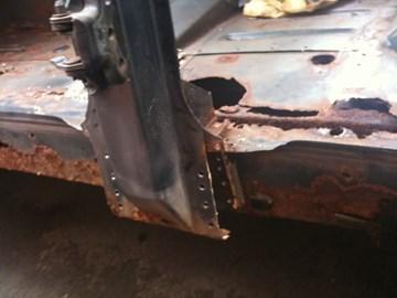 Lots & lots of rust