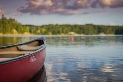 Sweden Canoe Adventure