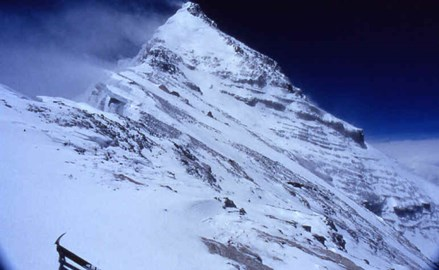 Everest Summit view