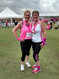 Race for Life July 2014