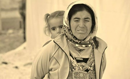 for the people of Kobani #Fundraise4Kobani