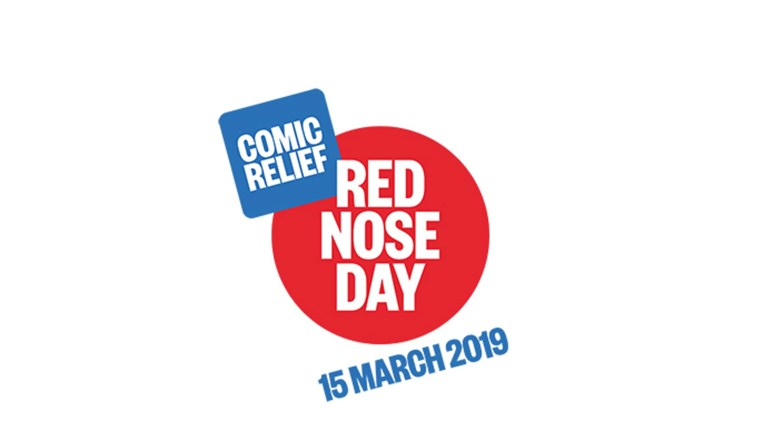 Image result for comic relief 15th march 2019