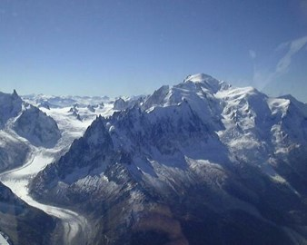 La Mont Blanc