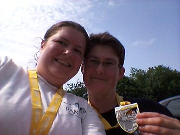 Post Leeds 10km - first race