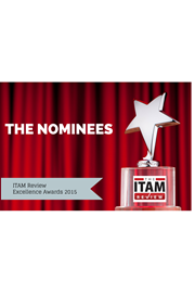 Join us at the ITAM Review Gala Dinner on 27th Nov 2015