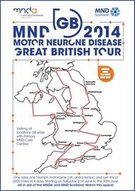 Mark Bowers Is Fundraising For Motor Neurone Disease