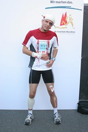 Cologne Marathon 2006 - Costume