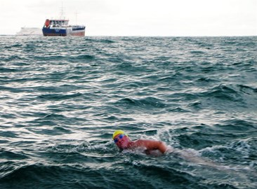 English Channel Swimmer 2007