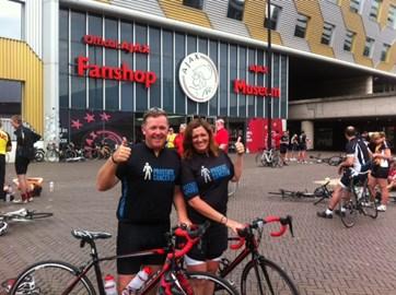 THE FINISH - Ajax Arena, Amsterdam