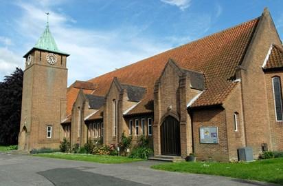 St Martins Church, Maidstone