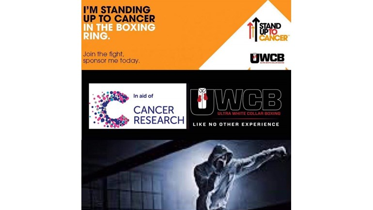 Rachel Stannard is fundraising for Cancer Research UK