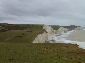 Seven Sisters, South Downs National Park