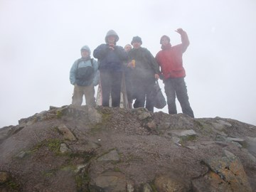 Team Nevis at the top!