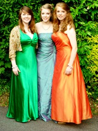 Whiteleys (Megan, Romilly and Lydie)