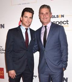 2016 Matt and Simon attend the GLSEN Respect Awards