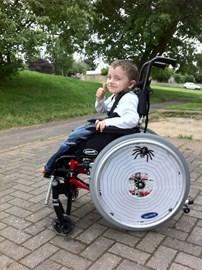wheelchair x