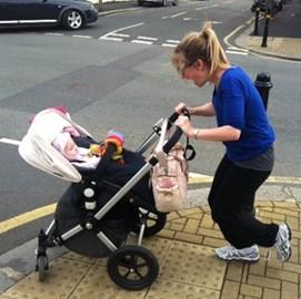 Marathon Training with Tabitha