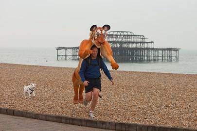 7 AM Brighton West Pier 24 March