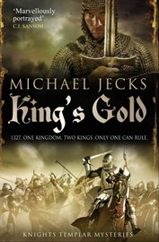 Sponsorship for author Michael Jecks