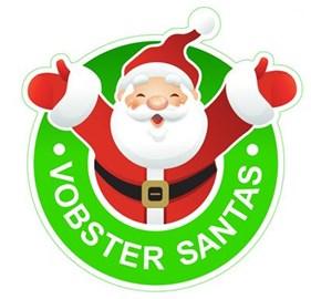 Vobster Santas logo
