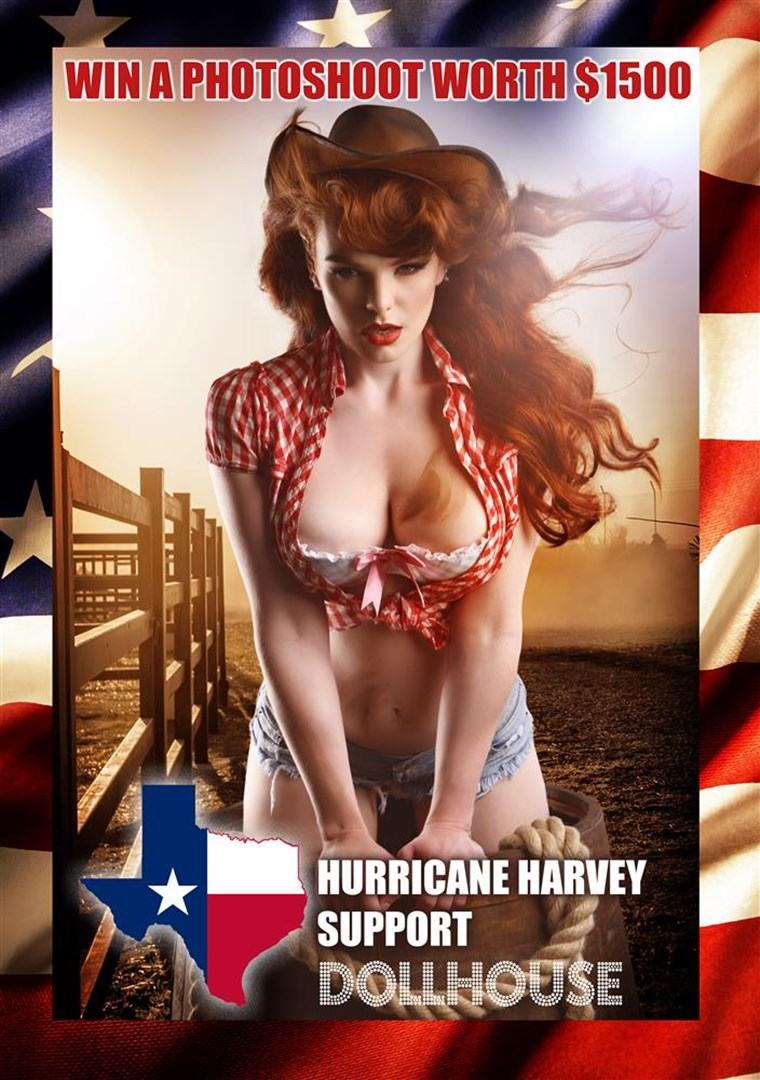 Chrissy Sparks Dollhouse Is Fundraising For American Red Cross