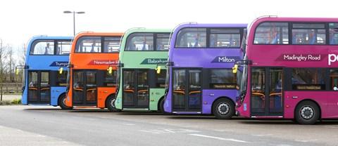 Park & Ride Fleet
