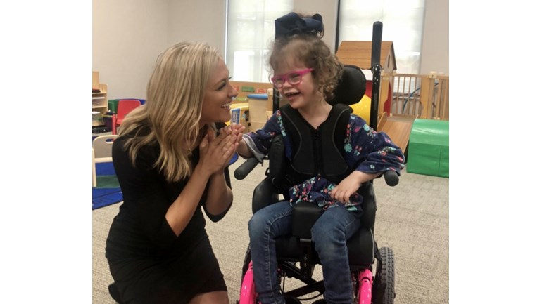 Brittany Decker Is Fundraising For The Bell Center For Early Intervention Programs Wvtm 13 reporter and weekend anchor brittany decker will join the wvtm 13 news evening team as a news anchor, the station announced monday. brittany decker is fundraising for the
