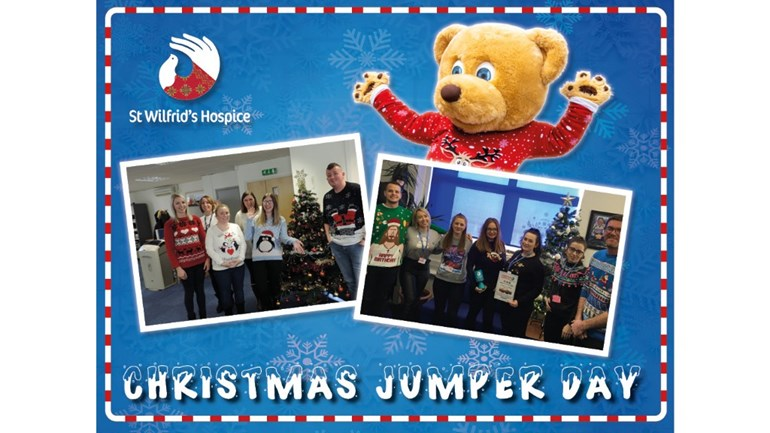 Christmas Jumper Day 2020 Justgiving