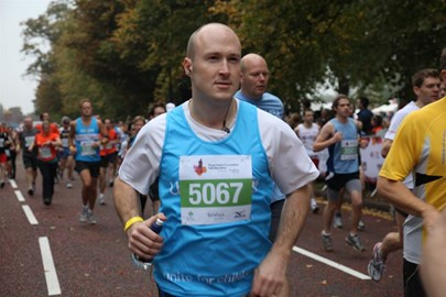 Running the Royal Parks Half in Oct 2010