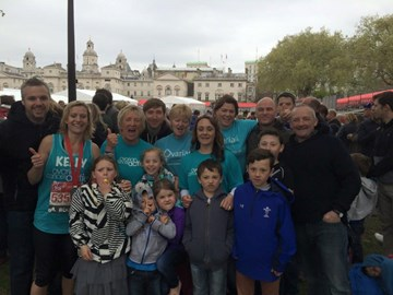 Some of the support team - VLM 2015