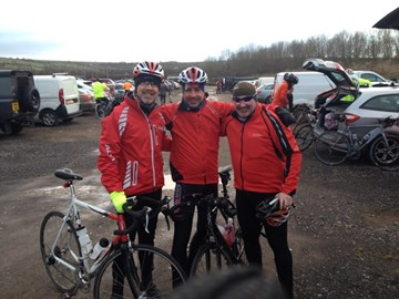The 3 Blokes in Bristol - final preparations