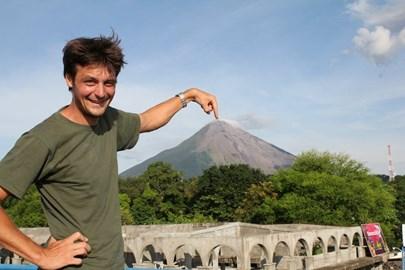 Me in Nicarague - 2010