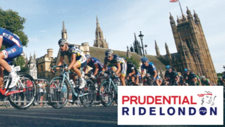 Prudential Ride London - Surrey 100 - JustGiving