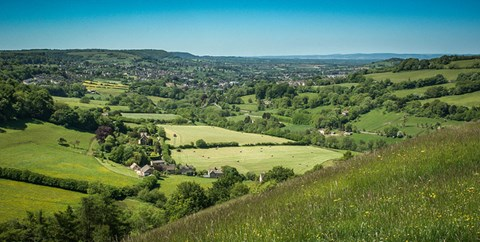 The scenic Stroud Valleys will be the setting for this challenge.